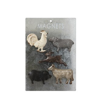 Pewter Fridge Magnets
