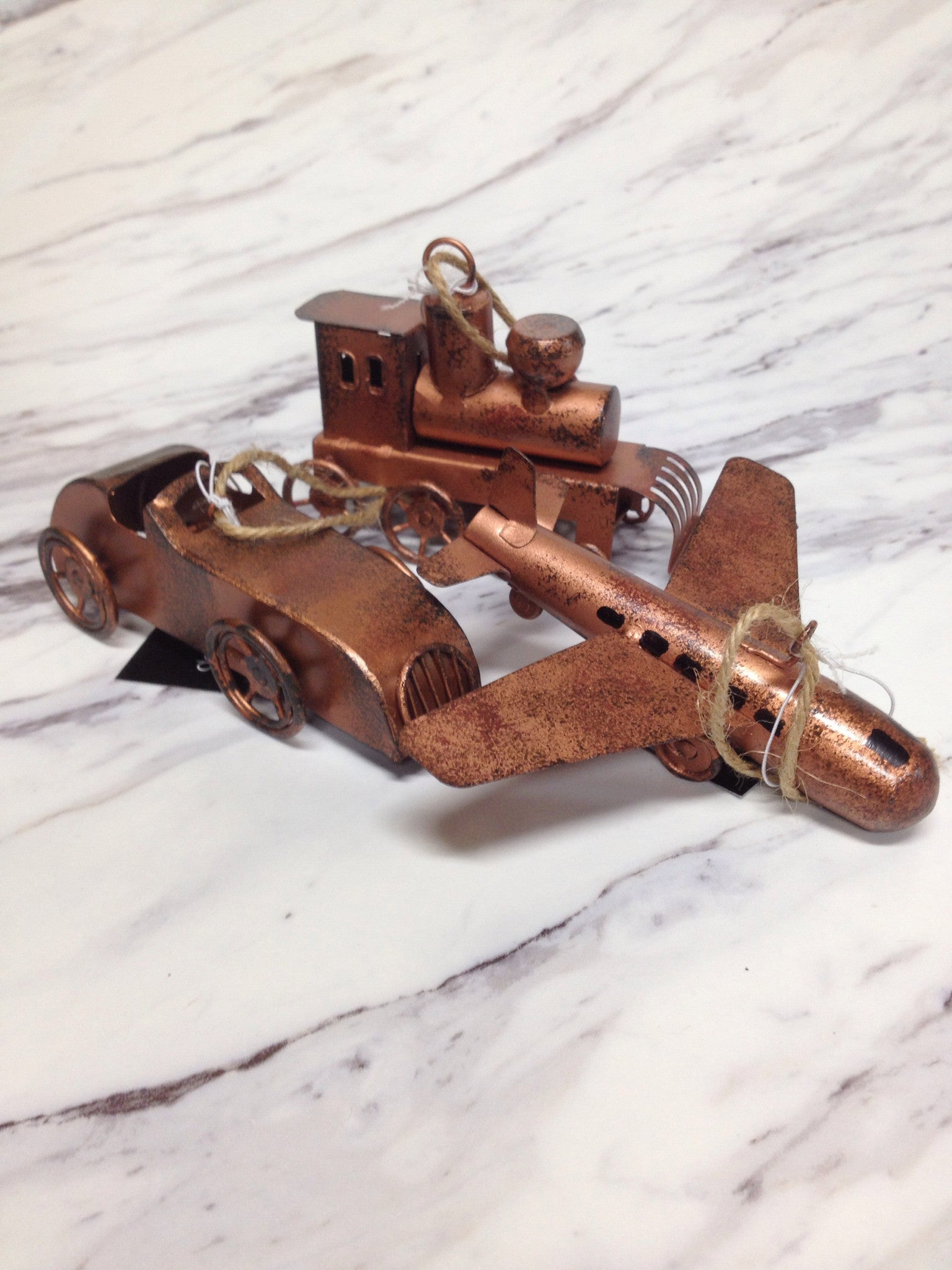 Copper Vehicles
