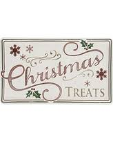 CC Christmas Platters and Trays
