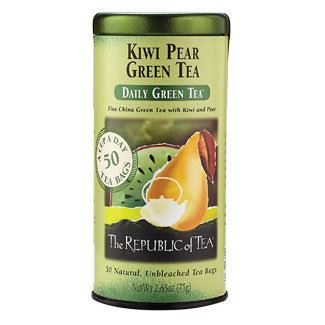 Republic of Tea, Teabag Tins