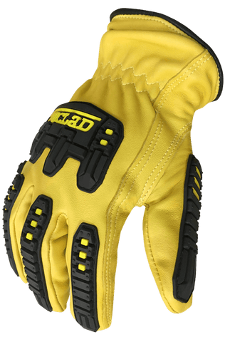 Ironclad Ultimate 360 Cut Leather Impact Glove