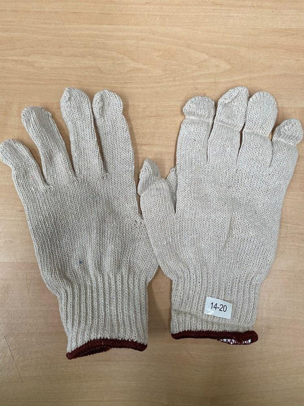 Glove - Poly Cotton Knitted
