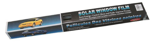 Solar Window Tint Film SUPER DARK BLACK 15% 50 x 300cm