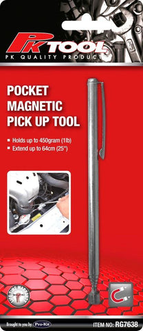 Telescopic Magnetic Pocket Tool
