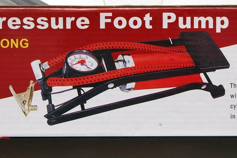Foot Pump - High Pressure