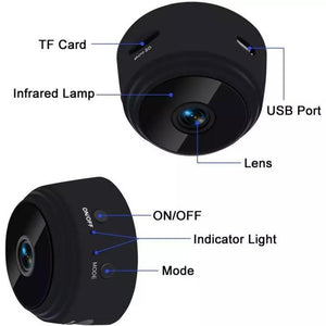 Magnetic Wireless Wifi Camera