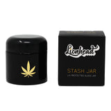 UV Glass Stash Jar - 100ml