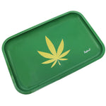 "Full Size Rolling Tray – 12"" x 8"" Tray – Green"