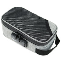 Stash Bag Bundle – Sidekick Smell Proof Case – Grey