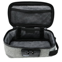 Stash Bag Bundle – Sidekick Smell Proof Case – Grey Lionhead