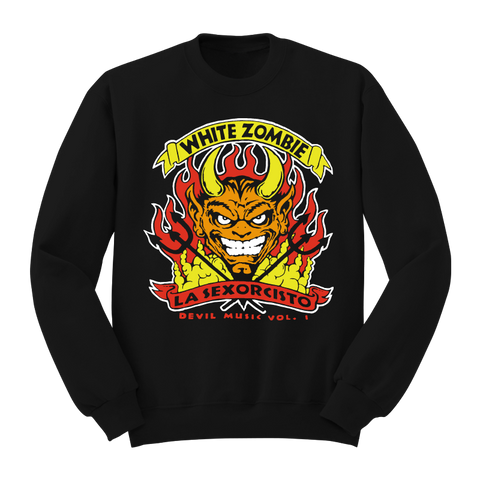 Devil's Music Crewneck