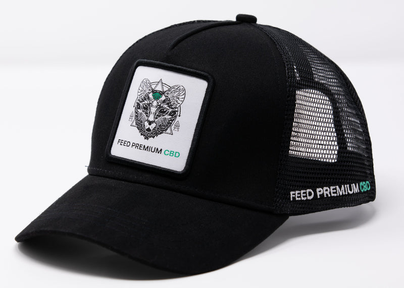 FEED CBD Trucker Hat