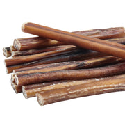 Package of Brazilian Bully Sticks Natural Dog chews