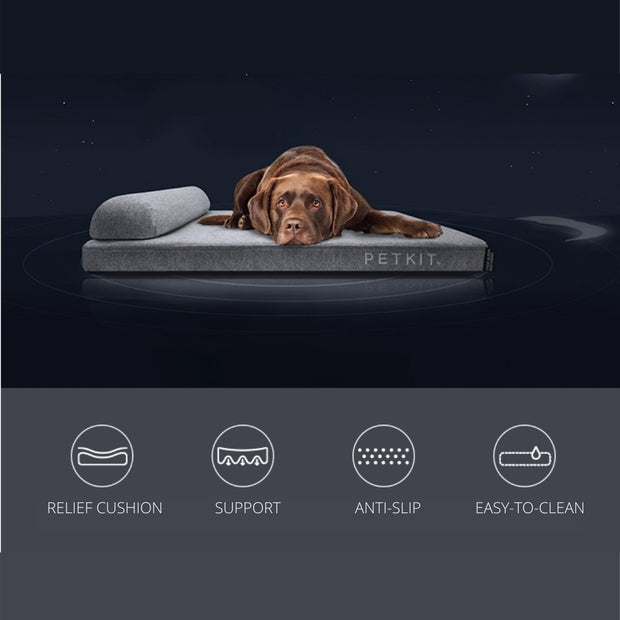 INSTACHEW Deep Sleep Dog Bed