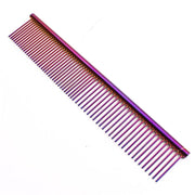 Red Dog grooming fine tooth comb