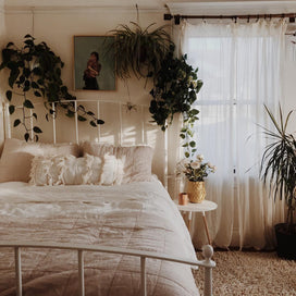 How to Create a More Boho Space at Home article image