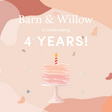 25 Days of 25% - Barn & Willow is 4! thumbnail image