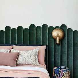 6 Velvet Upholstered Furniture Items We Can't Live Without article image