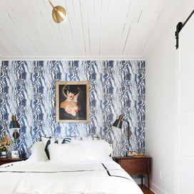Jojotastic x Barn & Willow: Bedroom Makeover Inspiration for Small Spaces article image