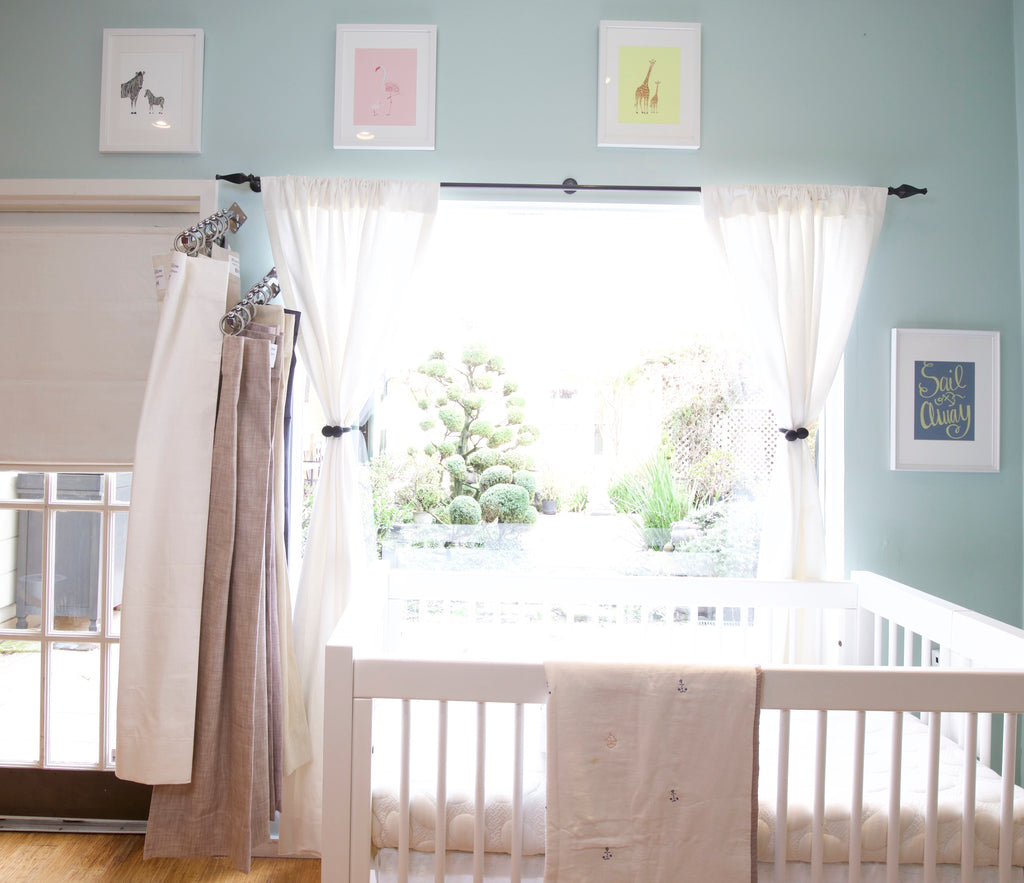 5 Tips To Choose The Best Window Treatments For Your Nursery