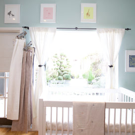 5 Tips to Choose the Best Window Treatments for Your Nursery article image