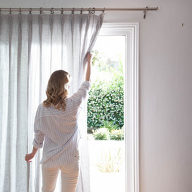 How to Clean Your Window Treatments Based on Fabric Type article image