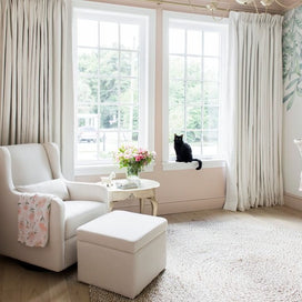 How to Style Window Treatments on Large Windows article image