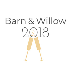 Barn & Willow In A Year - 2018 article image