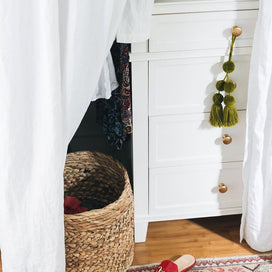 5 Surprising Ways To Use Barn & Willow Drapes in Your Bedroom article image