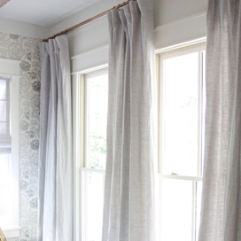 An ethereal bedroom makeover for fall. article image