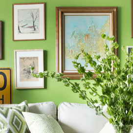 How to decorate with Pantone's Color of the Year! article image