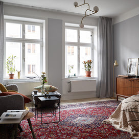 5 Must Know Tips for Styling Curtains & Shades article image