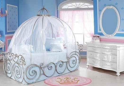 cinderella nursery - barn and willow
