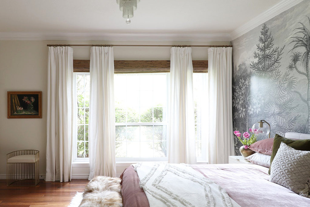 custom shades, custom drapes, design inspo