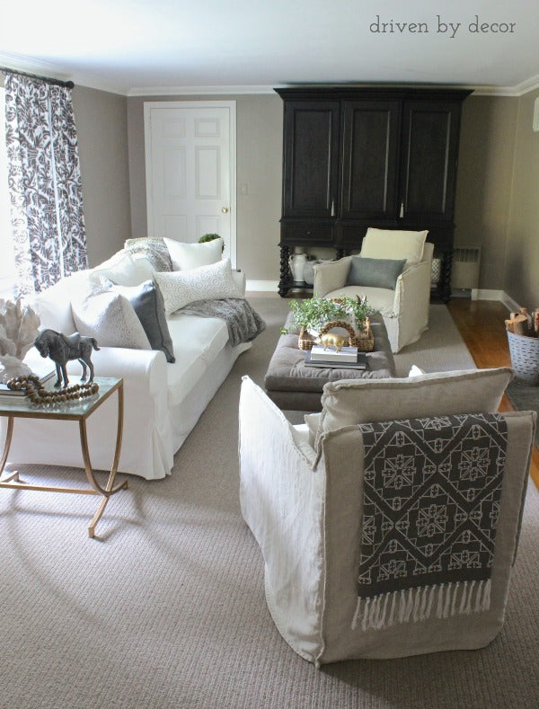 Interior Design Tips You Can Learn From This Living Room