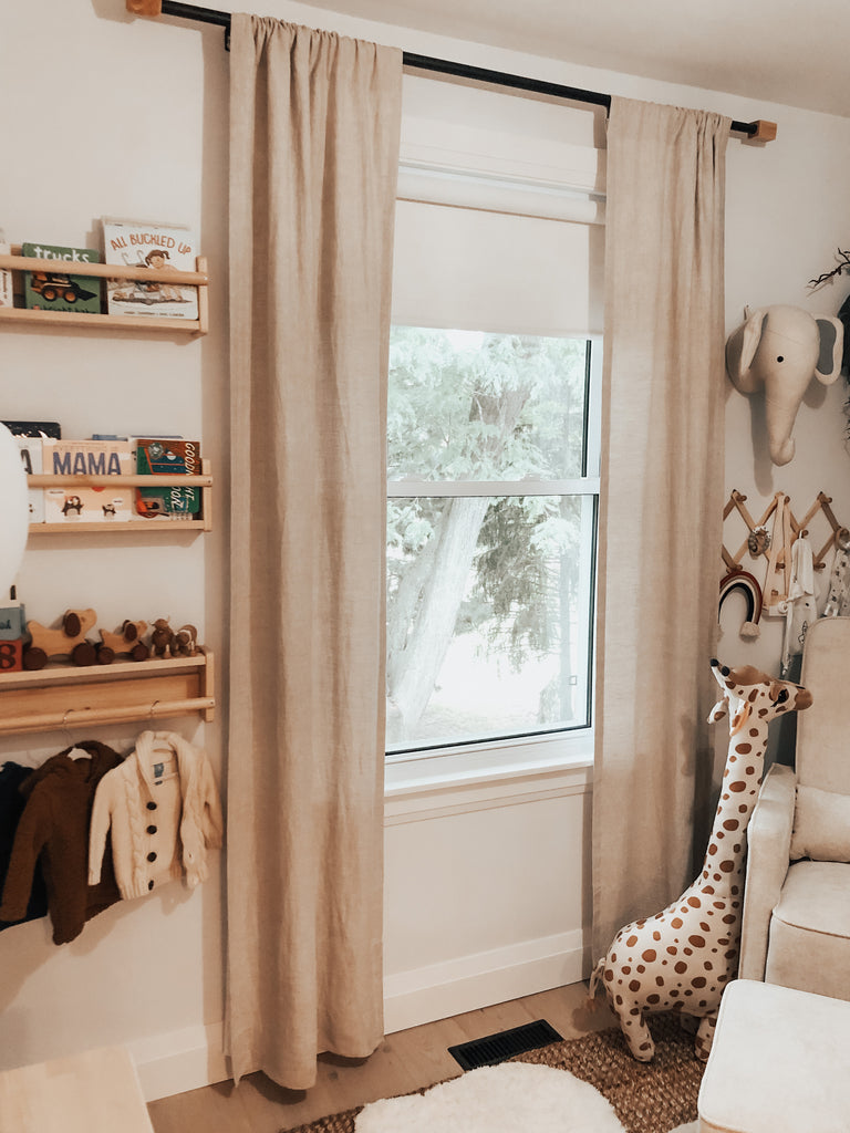 layered window treatment ideas