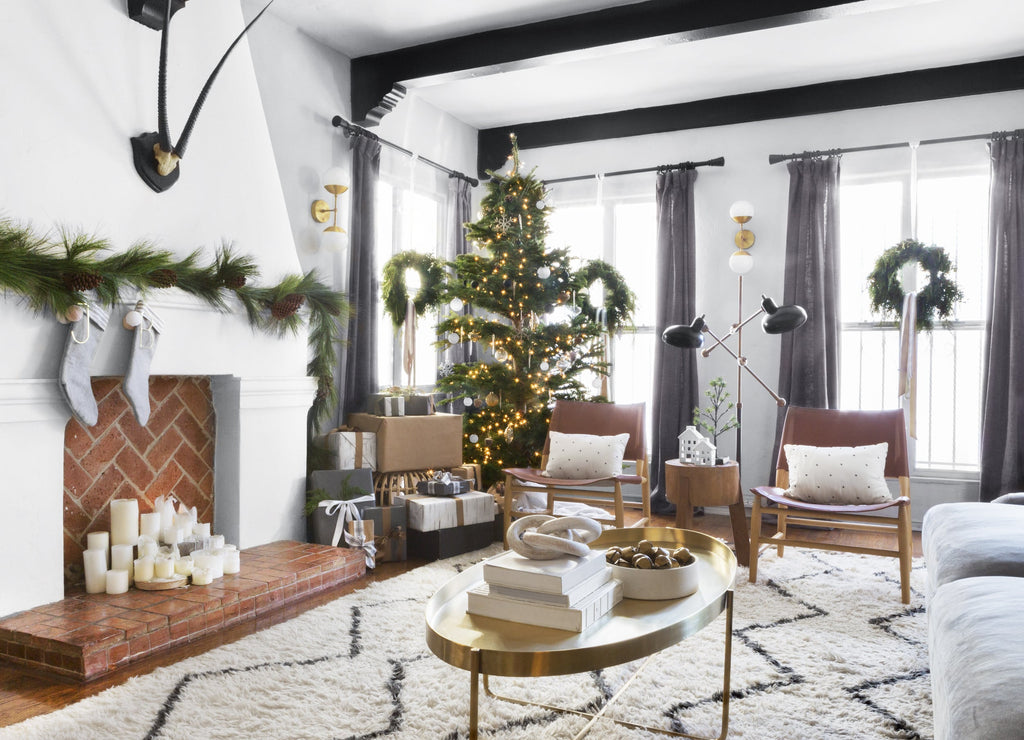 holiday decorating tips, DIY holiday decor ideas