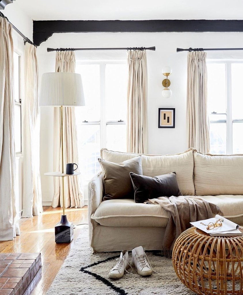 how to make drapes look fuller