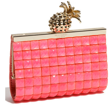 Kate Spade pineapple started the trend