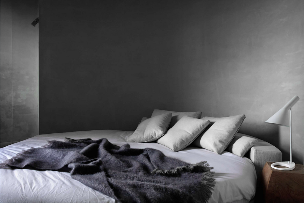 Barn & Willow: 7 Reasons to Consider Going for a Gray Interior, Gray Bedroom
