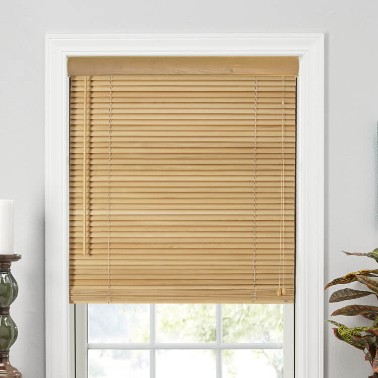 Wooden blinds cleaning instructions