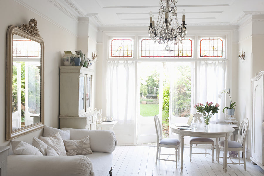 Bright Room, neutral home decor, White home decor