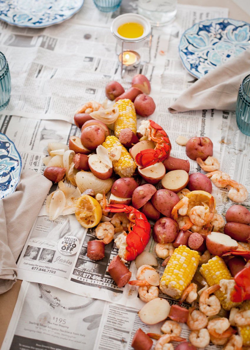 5 ideas for summer entertaining