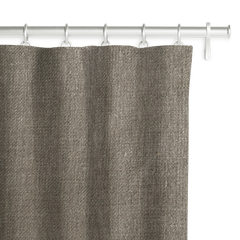 Barn & Willow | Wool-Linen Blend Drapery - Taupe product image