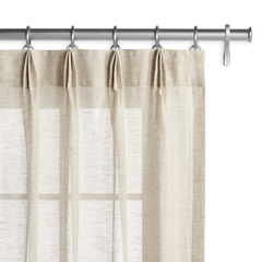 Belgian Sheer Linen Collection