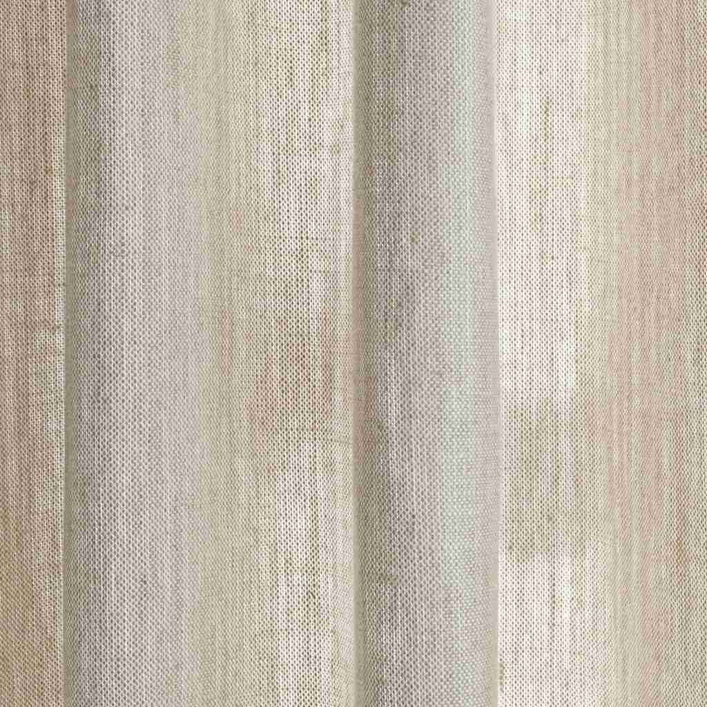 Belgian Textured Linen Oatmeal Fabric