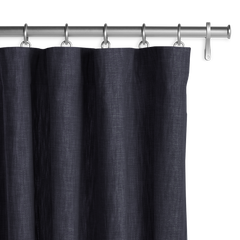 Barn & Willow | Organic Cotton Drapery - Storm Gray product image