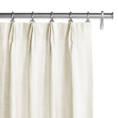 Belgian Linen Drapery Collection
