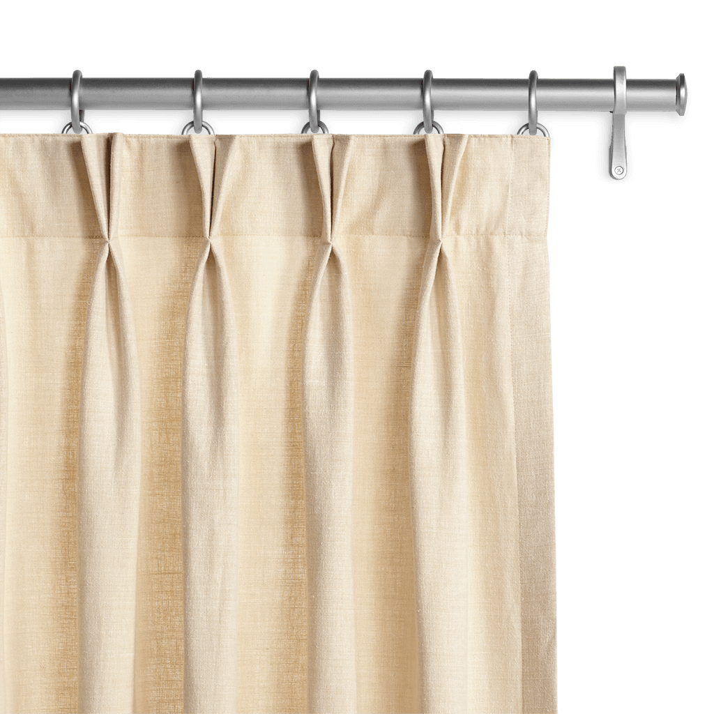 Washed Belgian Linen Drapery Collection