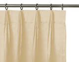 Washed Belgian Linen Drapery - Sand